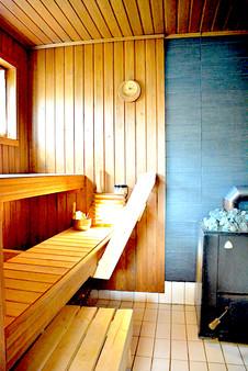 Lumo, Sauna