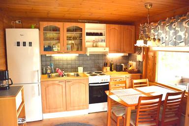 Lumo, keittiö .. kitchen .. la cuisine