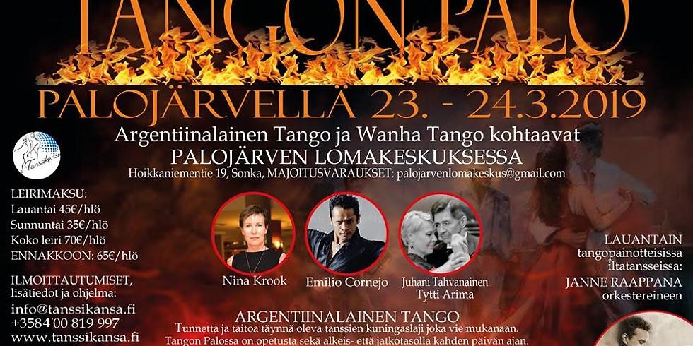 Tangon Palo 23.-24.3.2019