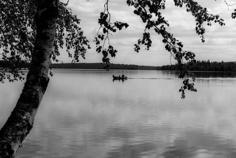 Palojärven Lomakeskus, kalasta...