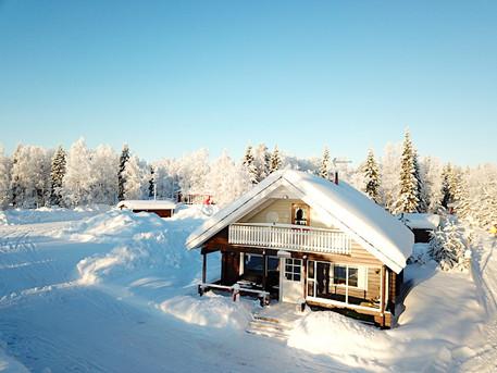 Lumo .. in winter .. Lumo en hiver