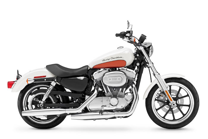 LomacoRent, HD Sportster 883L SuperLow, 2011