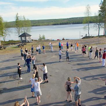 Palojärven Lomakeskus Tanssileiri