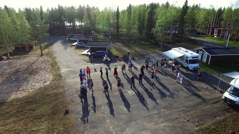 Palojärven Lomakeskus, Tanssileiri 2017