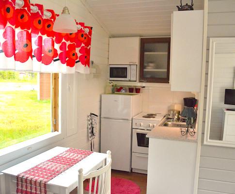 Mustikka, keittiö .. kitchen .. la cuisine