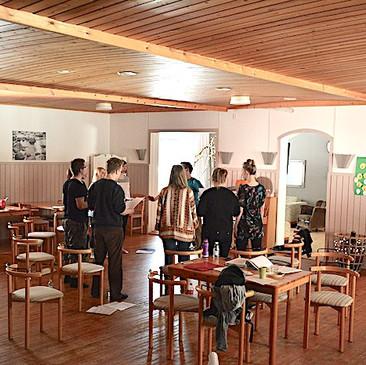 Palojärven Lomakeskus Kuoroleiri