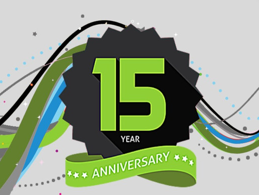 The Smith Consulting Group's 15th Anniversary!