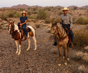 Road Trip 2020 - Part 1, The Dude Ranch