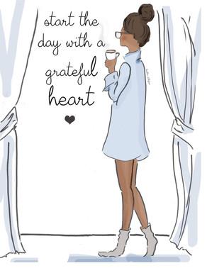 Gratitude, every day