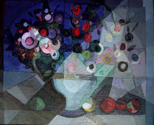 Song of Malevich, giclee print