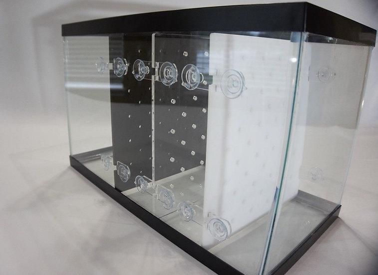 Aquarium tank divider (fish separator)