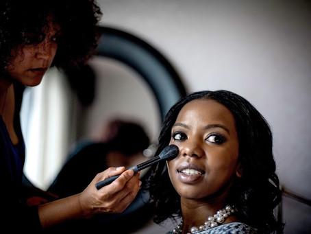 Mel's top 5 makeup tips for black skin