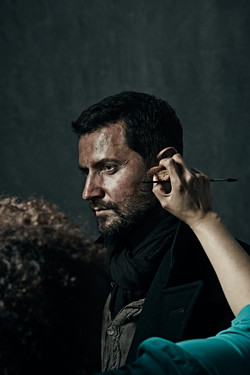 Richard Armitage The Crucible Old Vic Theatre