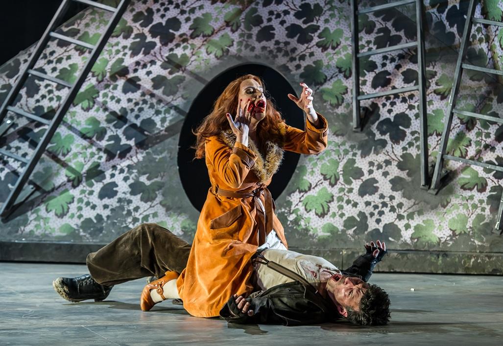 Vixen - Garsington Opera