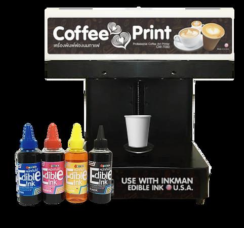ฟองนมกาแฟ พิมพ์ได้ง่ายๆ