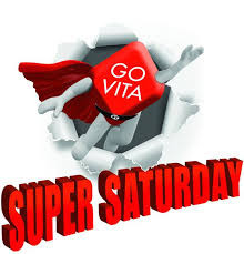 VITA's Super Saturday location changed