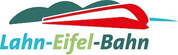 Lahn Eifel Bahn Logo