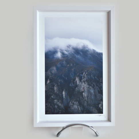 Vague de nuage sur le Pibestre Prix: 35€