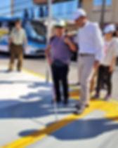 Paneles Podotáctiles Iquique Ciudad Inclusiva