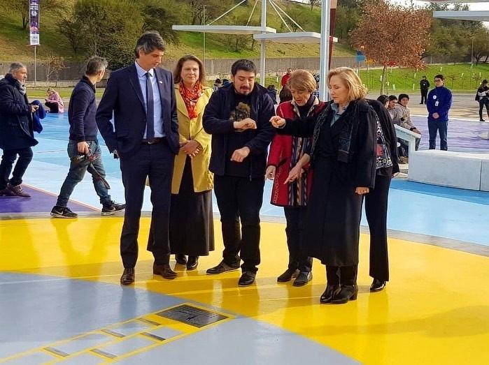 Plaza Solar inclusiva MIM