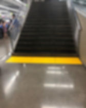 Paneles Podotáctiles Walmart Chile