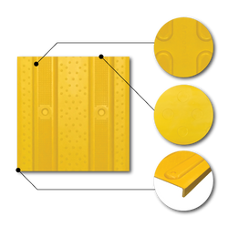 Panel Podotactil Guía
