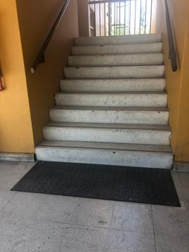 Paneles Podotáctiles Colegios Municipales de Vitacura