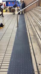 Paneles Podotactiles Espacio Urbano