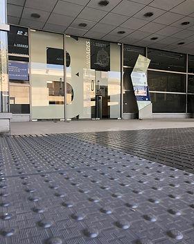 Paneles Podotáctiles PUC Campus San Joaq