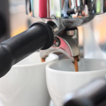 Authentic Espresso at LHR