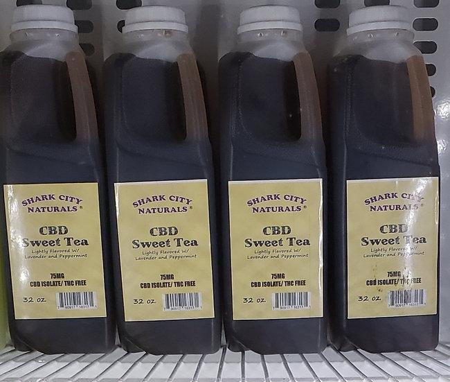 CBD Infused Sweet Tea
