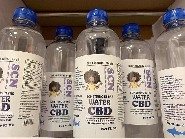 CBD Alkaline Water