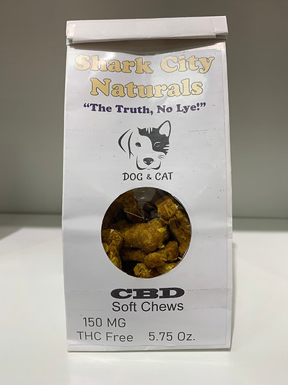 150mg CBD Dog/Cat Treats