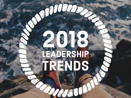 2018 Leadership Trends