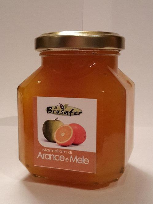 Marmellata di arance bio e Mele di montagna