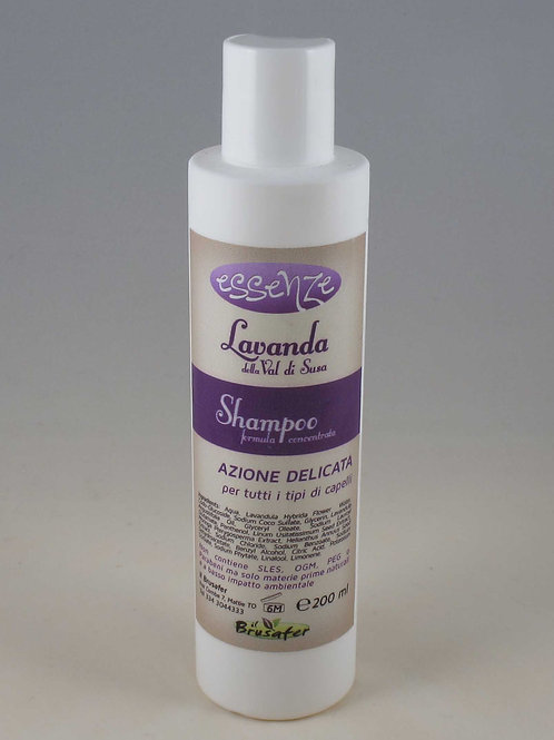 Shampoo alla Lavanda