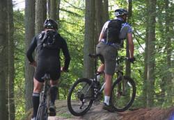 Mountainbike      - 2km
