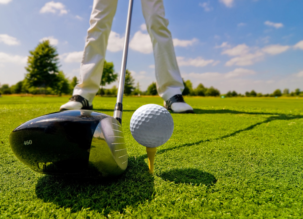 Golf Puyenbroeck      - 2km