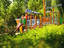 Speeltuin Puyenbroeck      - 2km