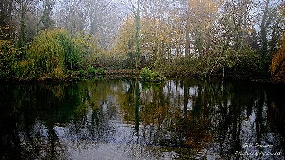 Slindon Pond