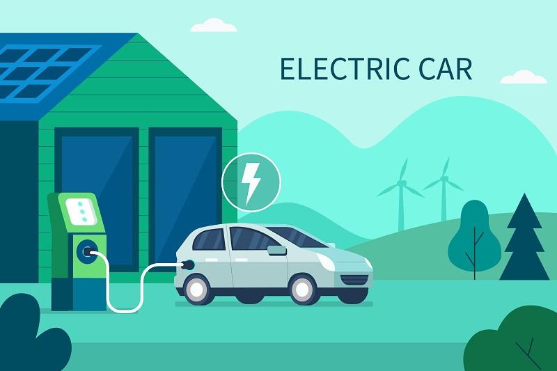 elektrische wagen aftrekbaarheid