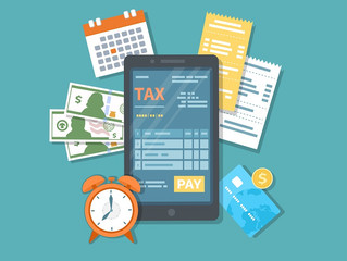 Nieuw rekeningnummer voorafbetalingen belastingen 2019