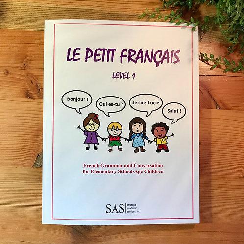Le Petit Français- Level 1