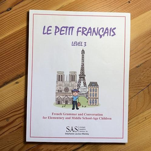 Le Petit Français- Level 3