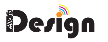 AllieG Design Logo