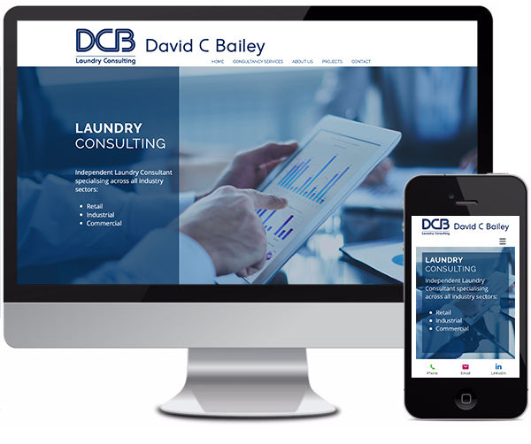 DCB Consulting Website