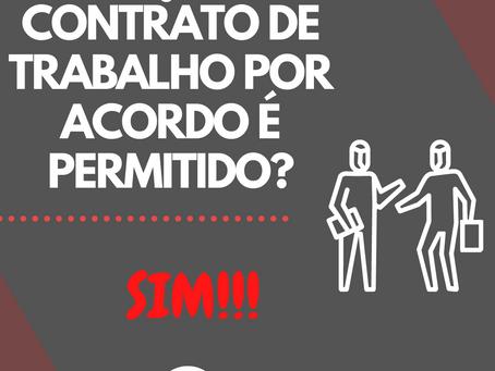 SAÍDA DA EMPRESA POR ACORDO | Ainda é crime?