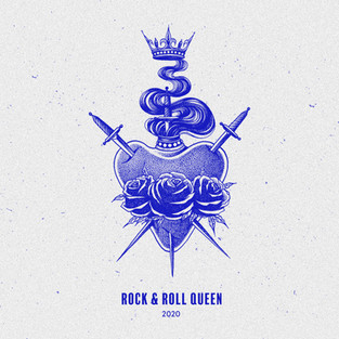 ROCK & ROLL QUEEN 2020!! 20 VERSIONS, 3rd verse in 20 LANGUAGES OUT NOW!! + Live stream , Fanzin