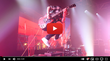 Rock&RollQueen live performance for Ladbrokes & #wemakeevents to launch European Championship film