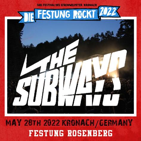 Bring on May 28th! Die Festung Rockt 2022!